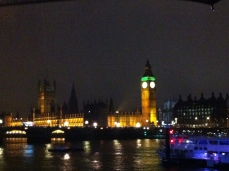Did you know Big Ben shines green?