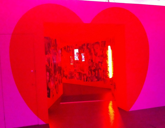 Southbank Centre - Tunnel of love at the Hayward Gallery